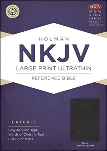 nkjv compact ultrathine Genuine leather-65